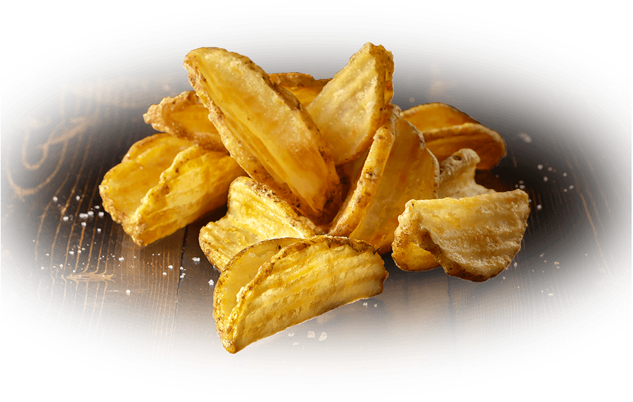Frites Crispers McCain FoodService
