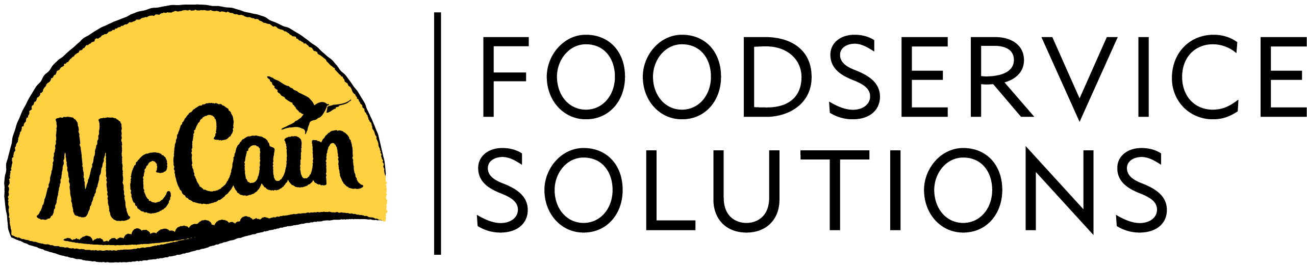 Logo McCain Food Service - solutions pour retaurateurs