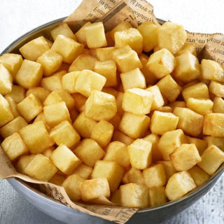 Ambiance Easy oven Potato cubes