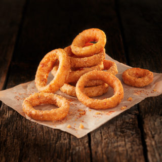 Spicy Onion Ring plat surgelé