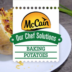 mccain baking potatoes McCain Food Service