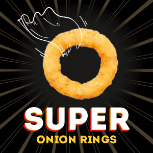 campagne onion rings McCain Food Service